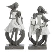 Figurine Mère et Enfants